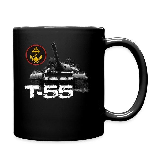 T-55 Armor Journal coffee mug