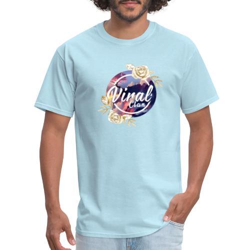 Men's Circular Floral - Men's T-Shirt