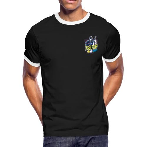 Tabletop Knights Sports T-Shirt - Men's Ringer T-Shirt