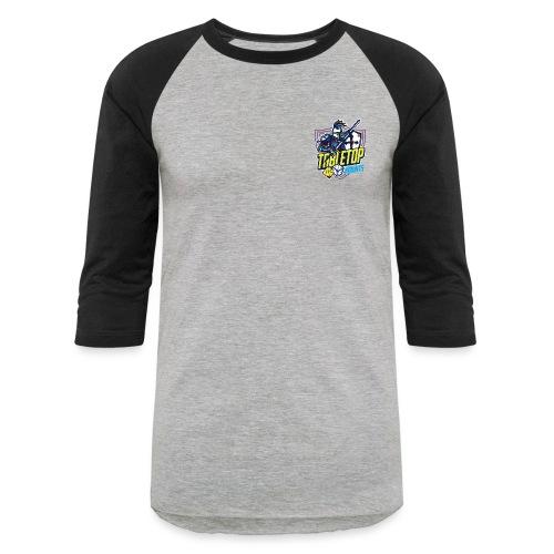 Tabletop Knights Baseball T-shirt - Baseball T-Shirt