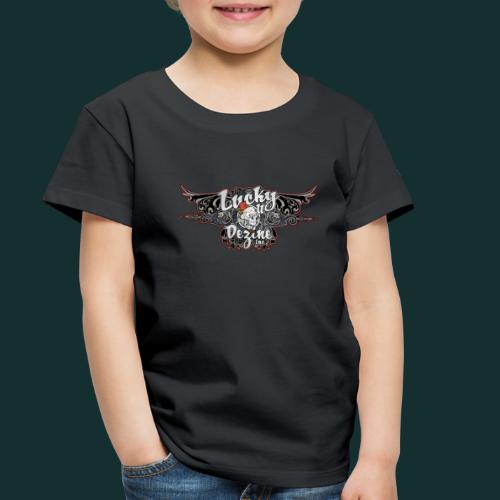 Lucky Toddler T-shirt - Toddler Premium T-Shirt