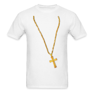 T-Shirts ~ Men's T-Shirt ~ Chain.