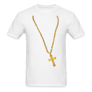T-Shirts ~ Men's T-Shirt ~ Chain.