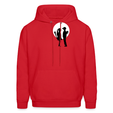 Strange Love -  Love can be so hard Hoodies