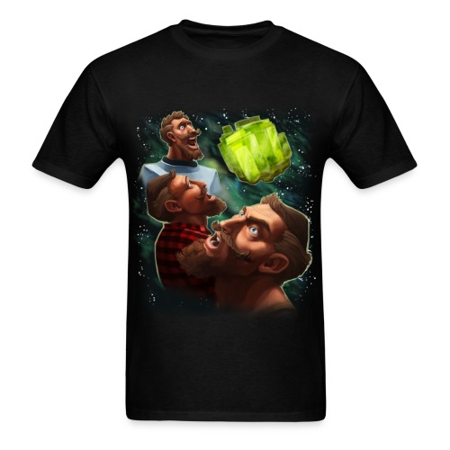 Three Sjin Ranium (men) - Men's T-Shirt