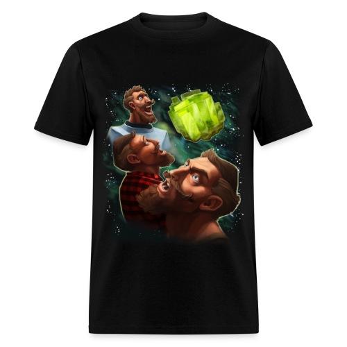 Three Sjin Ranium (men) - Men's T-Shirt