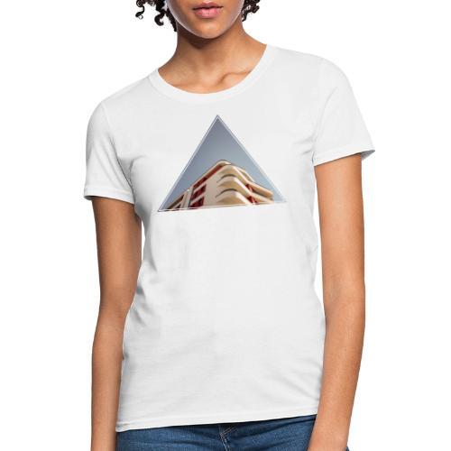Bauhaus Triangle - Women's T-Shirt