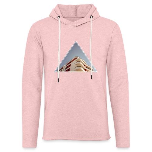 Bauhaus Triangle - Unisex Lightweight Terry Hoodie