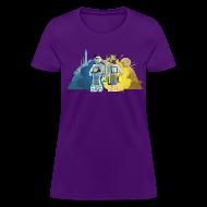 T-Shirts ~ Women's T-Shirt ~ Sips & Sjin - Women's Tee