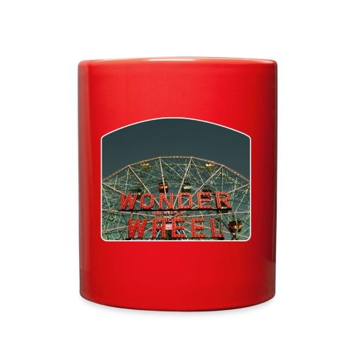 Wonder Wheel - Full Color Mug