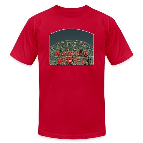 Wonder Wheel - Men's  Jersey T-Shirt