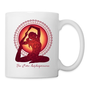 Pigeon Pose - Coffee/Tea Mug