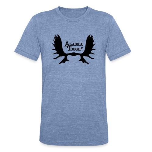 Alaska Tough Logo Shirt Unisex  - Unisex Tri-Blend T-Shirt