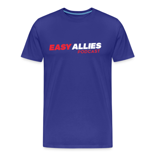 Easy Allies Podcast Logo Shirt - Men's Premium T-Shirt