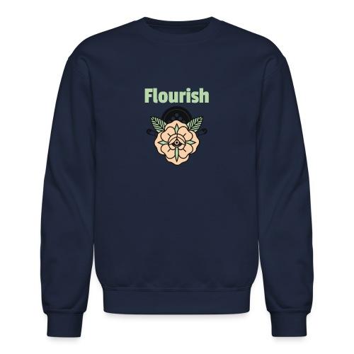 Flourish - Crewneck Sweatshirt