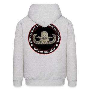 EOD Senior Bomb Squad - Men's Hoodie