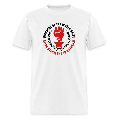 Marxist Fist T-Shirt - Men's T-Shirt