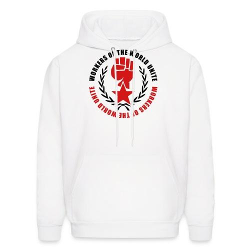 Marxist Fist Hoodie - Men's Hoodie