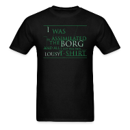 T-Shirts ~ Men's T-Shirt ~ We Are the Borg