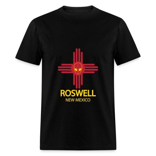Alien New Mexico - Men's T-Shirt