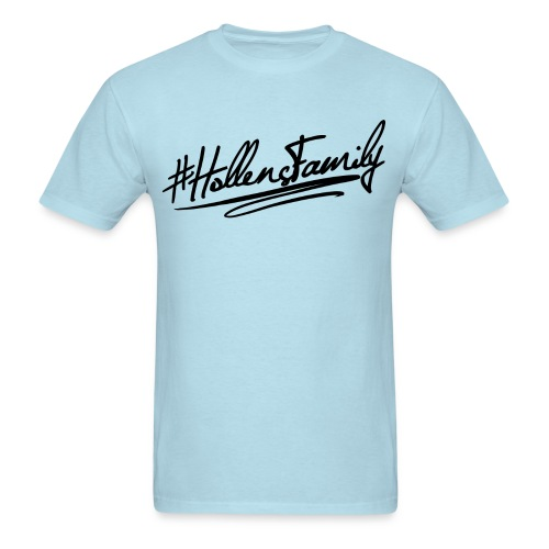 #HollensFamily - Men's T-Shirt