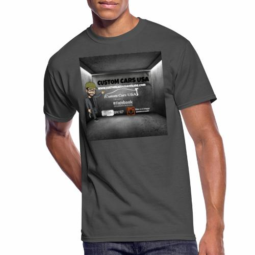 CCU Bitmoji Logo - Men's 50/50 T-Shirt