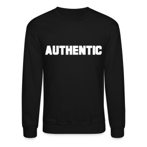 Authentic Crewneck - Crewneck Sweatshirt