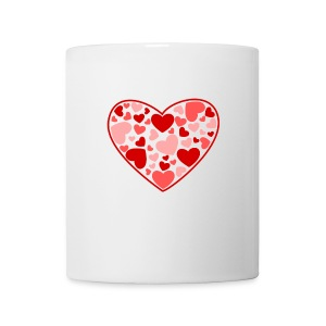 Love is more than just a cute heart pattern - Coffee/Tea Mug