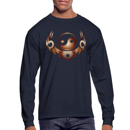 Yin-Yang - Men's Long Sleeve T-Shirt