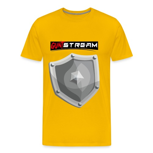 GuntStreamShield - Men's Premium T-Shirt