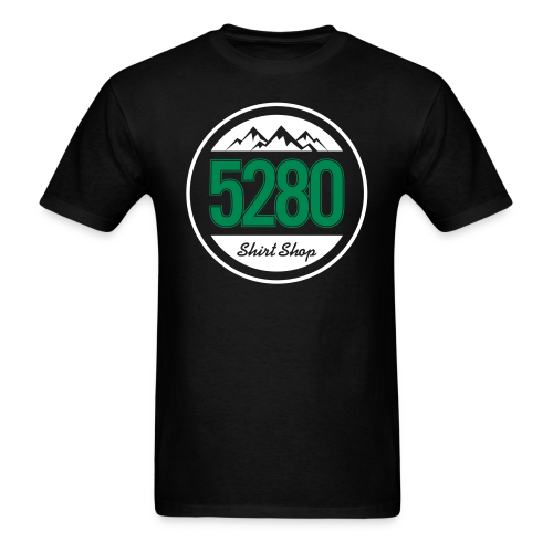 5280 Tee - White Back - Mens - Men's T-Shirt