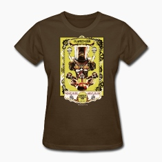 Planet Beer Gear Head Steampunk Strong Ale Women's