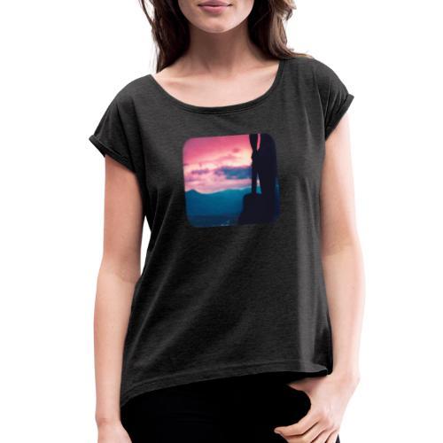 Longing Women's Tee - Women's Roll Cuff T-Shirt