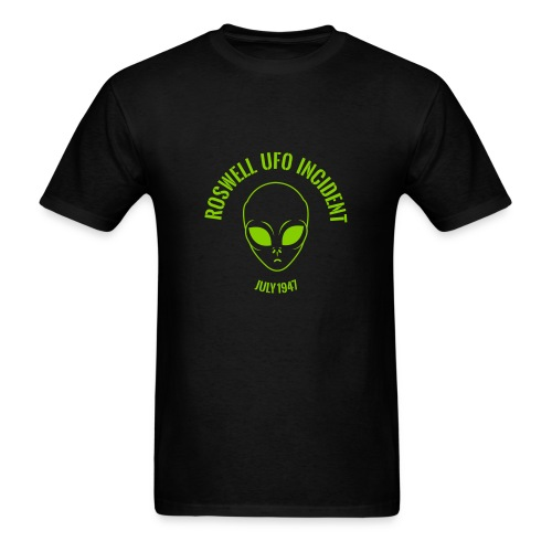 Roswell UFO Incident - Men's T-Shirt