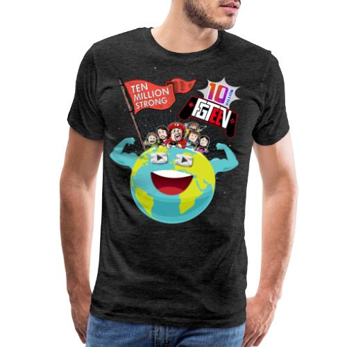 10 Million (Adult) - Men's Premium T-Shirt