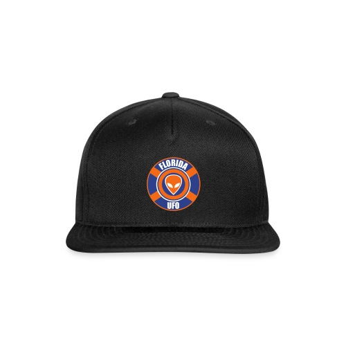 UFO FLORIDA - Snap-back Baseball Cap