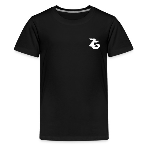 ZG Design Woman - Kids' Premium T-Shirt