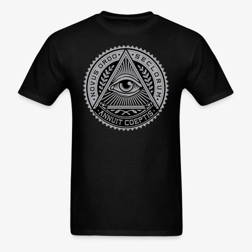 ILLUMINATI | T-shirt Mens - Men's T-Shirt