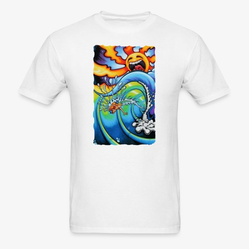 DKS | Wave T-shirt Mrns - Men's T-Shirt