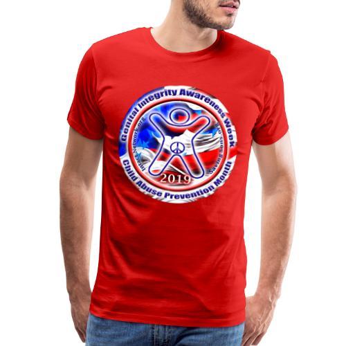 GIAW 2019 - Men's Premium T-Shirt