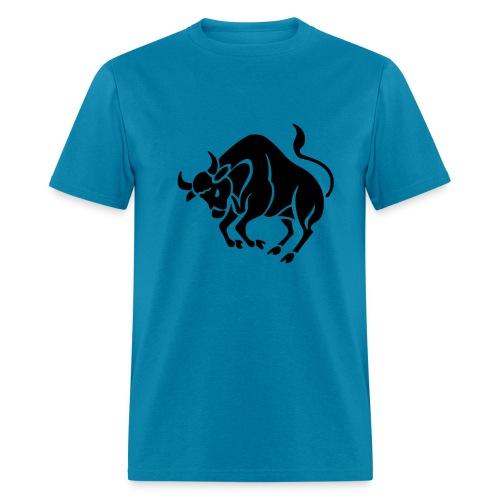 TAURUS Zodiac Sign Symbol  Men's t-shirt Birthday shirts - Men's T-Shirt