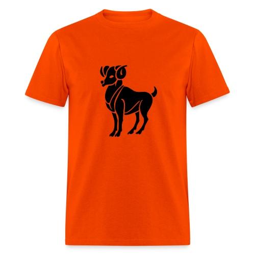 ARIES Zodiac Sign Symbol Men's t-shirt Birthday shirts - Men's T-Shirt