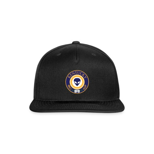 UFO Kentucky Cap - Snap-back Baseball Cap