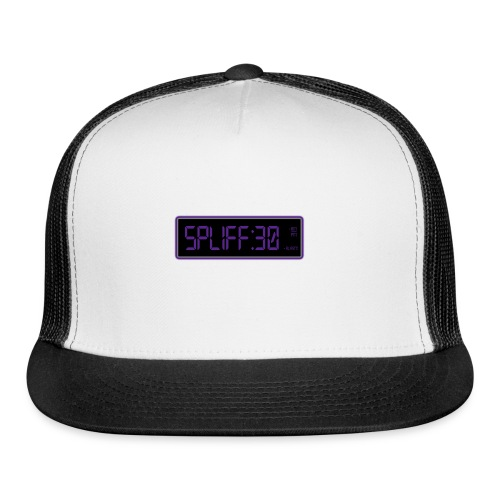 SPLIFF:30 Snap Back   - Trucker Cap