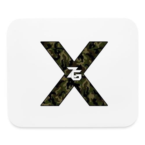 Mouse Pad X design - Mouse pad Horizontal