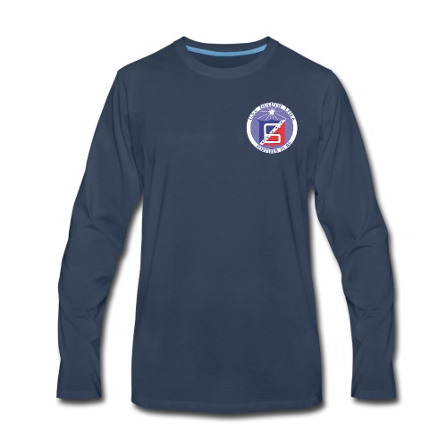 USS DULUTH LPD-6 CREST LONG SLEEVE - Men's Premium Long Sleeve T-Shirt