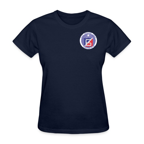 USS DULUTH LPD-6 WOMENS CREST TEE - Women's T-Shirt