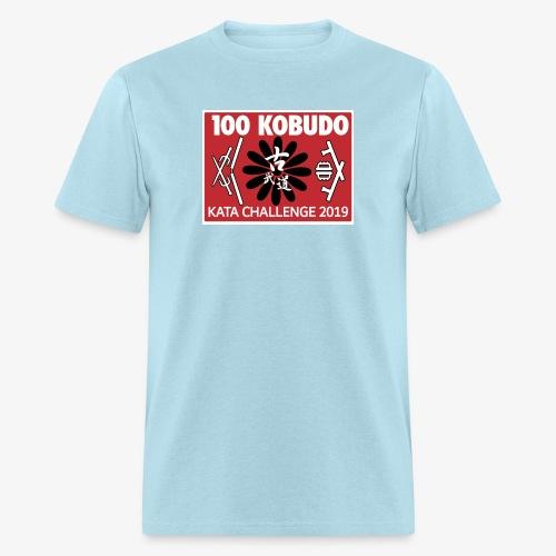 100KobudoKata2019tee03 - Men's T-Shirt