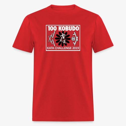 100KobudoKata2019tee04 - Men's T-Shirt