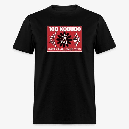 100KobudoKata2019tee02 - Men's T-Shirt